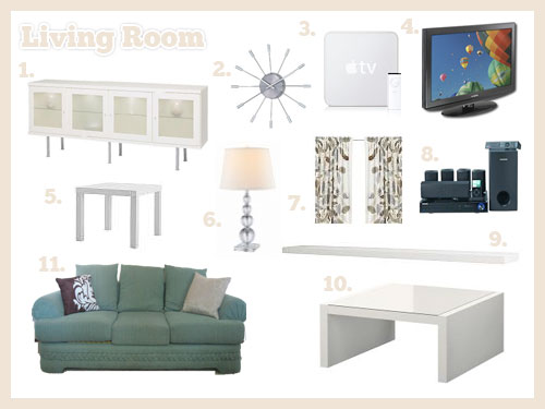 Living Room Mood Board | Flickr - Photo Sharing!