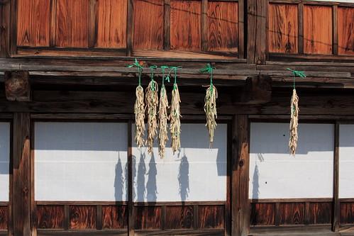 Japanese traditional style farm house / 旧遠藤家住宅(きゅう えんどうけ じゅうたく)