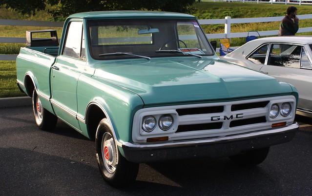 1967 Gmc Pickup Flickr Photo Sharing