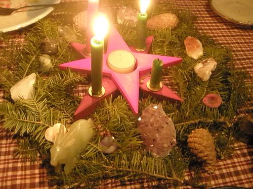Advent Wreath - Week 3