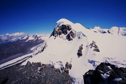 Swiss 2001 - Breithorn, Zermatt