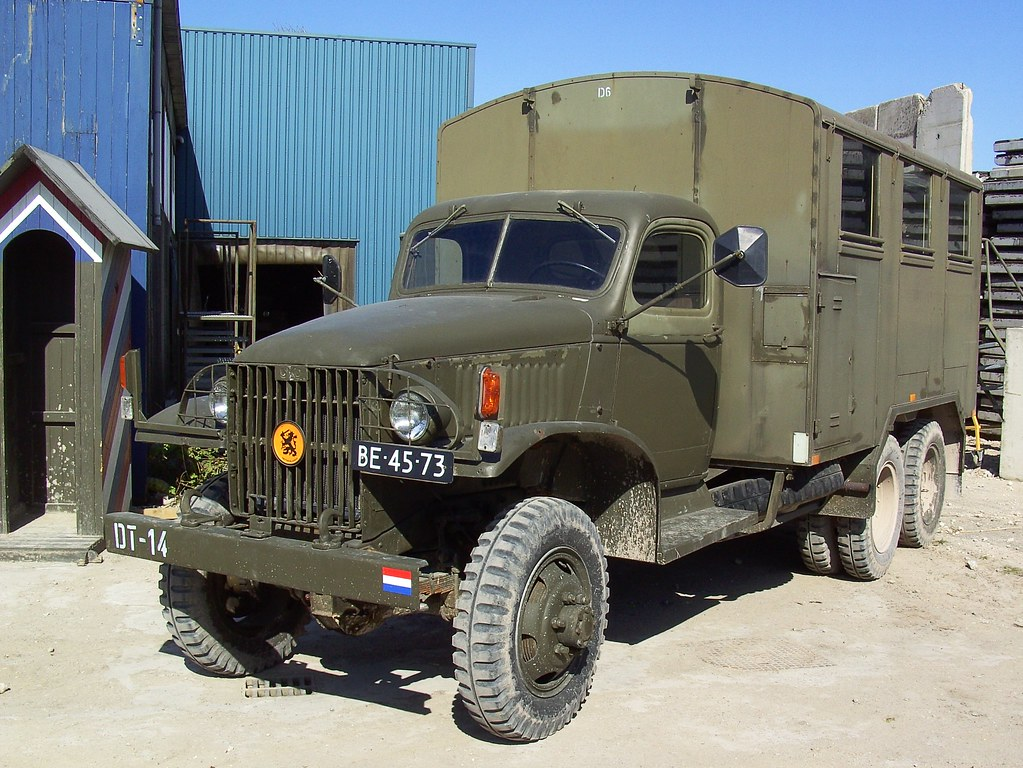 1944 g m c 353 army truck a photo on flickriver. Black Bedroom Furniture Sets. Home Design Ideas