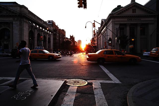 Manhattanhenge 5/30//11