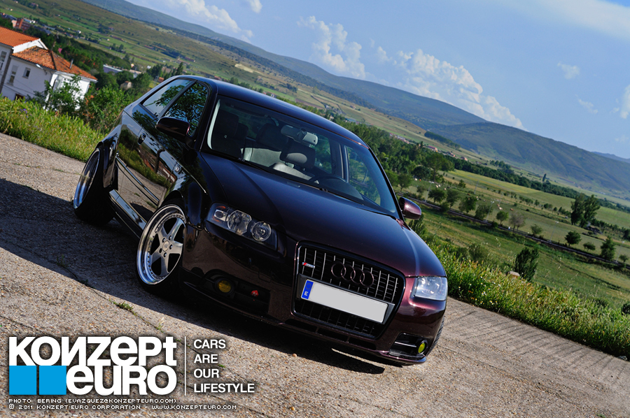 Roberto Almarza´s Audi A3