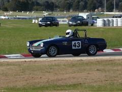 race(0.0), open-wheel car(0.0), caterham 7(0.0), race car(1.0), auto racing(1.0), automobile(1.0), racing(1.0), vehicle(1.0), performance car(1.0), motorsport(1.0), autocross(1.0), antique car(1.0), race track(1.0), land vehicle(1.0), sports car(1.0),