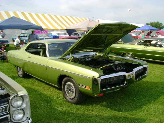 1972 Plymouth Fury Gran Coupe