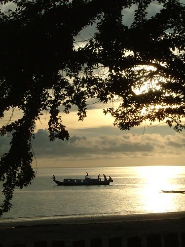 sea beach sunrise 2008 timor ataúro storrao sofiatorrão