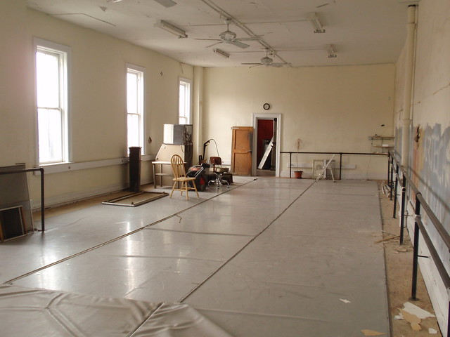 BEFORE—Ballet studio