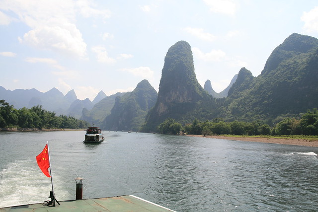 Cruise on the Li River by Bernt Rostad, on Flickr