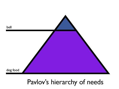 pavlov u0026 39 s hierarchy of needs