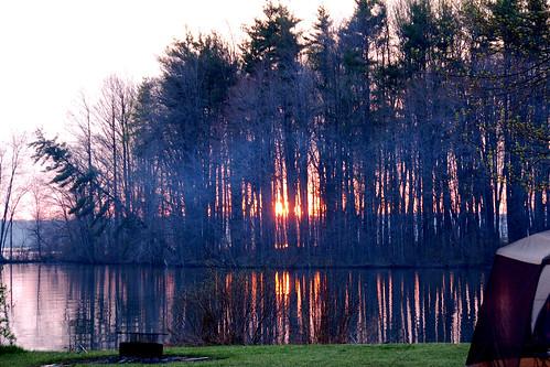 camping ohio sunrise andover sooc pymatuninglake andoverohio