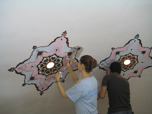 Dubai  Turkish Bath design project