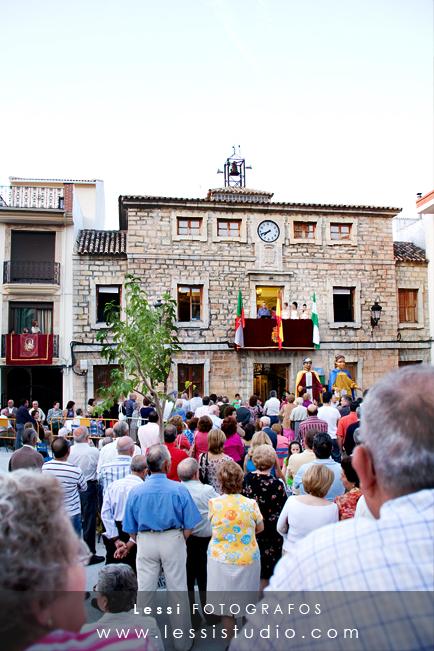 Lessi studio the blog feria de los villares reina y - Los villares jaen ...