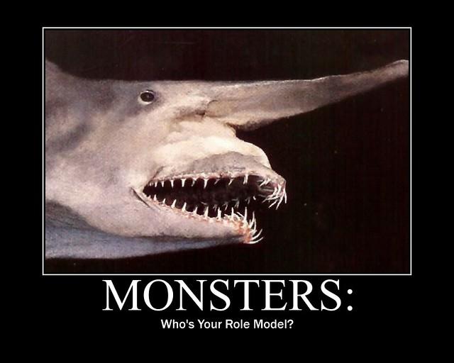 Goblin Shark Toys : Monster goblin shark flickr photo sharing