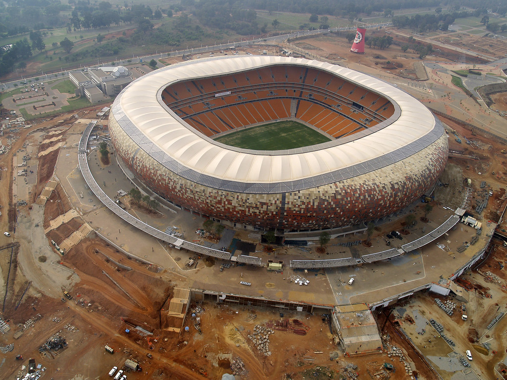 SOCCER CITY JOHANNESBURG SOUTH AFRICA 2010 WORLD CUP STADIUM 5