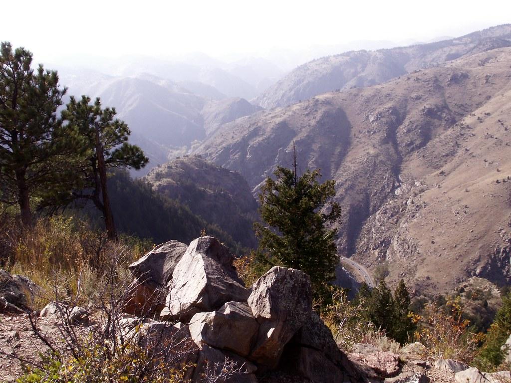 Elevation Gain Stone Mountain Hike : Elevation of saddleback mountain colorado usa