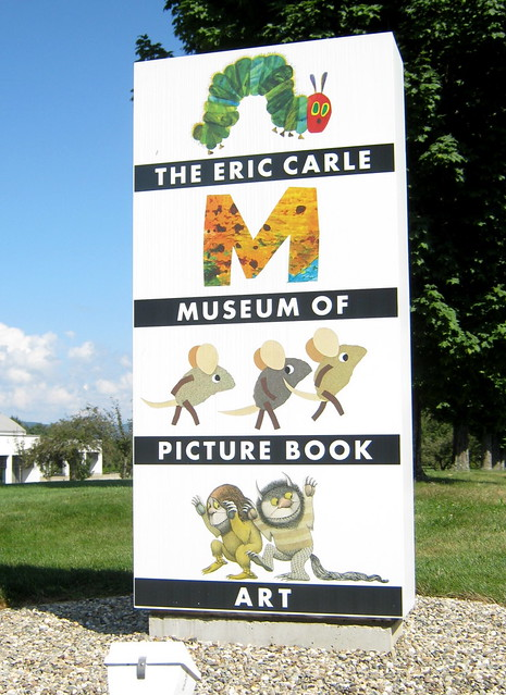 Eric Carle Museum of Picture Book Art
