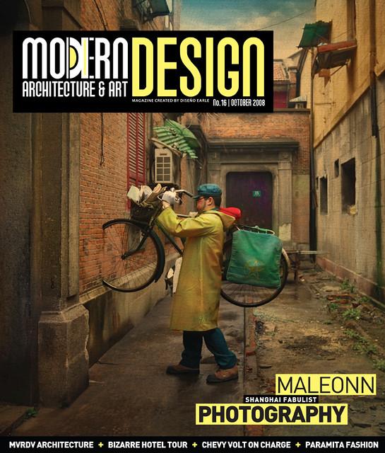 Modern Design magazine, Costa del Sol, Málaga