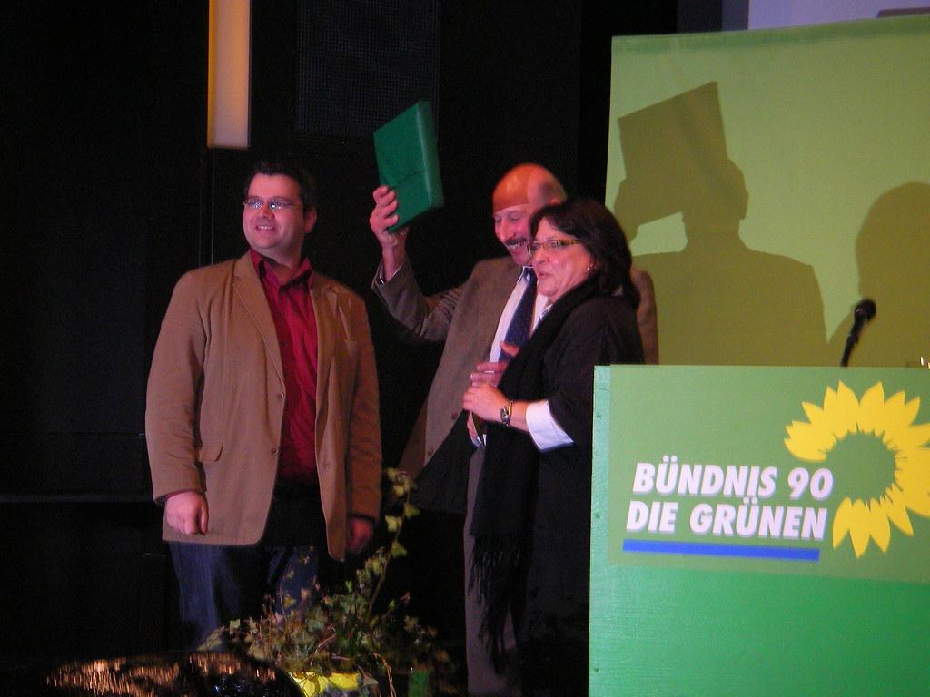 Geschenke Für Den Gastredner Bündnis 90die Grünen Baden