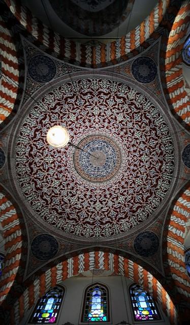 Sultan III.Murad Türbesi -Kubbe - Tomb of Sultan III.Murad- Dome
