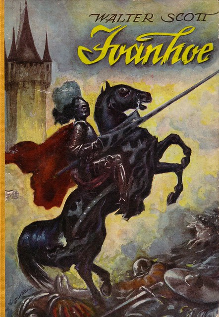 a description of ivanhoe by walter scott Summary in the opening chapter, scott describes the setting and gives a historical account of england during the reign of richard i with the captivity of king.