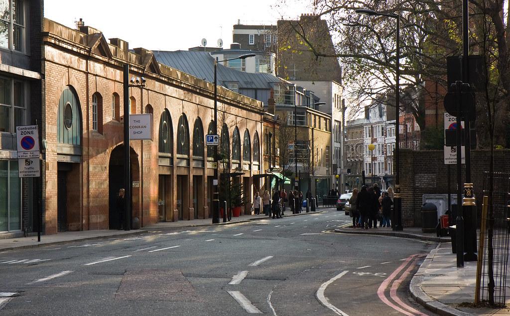 The Pleasures of Being in Marylebone