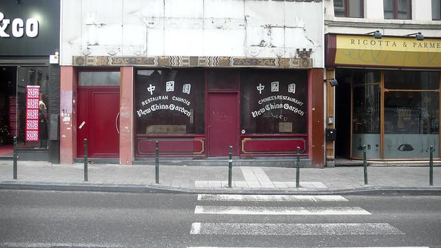 Brussels Cafes Restaurants