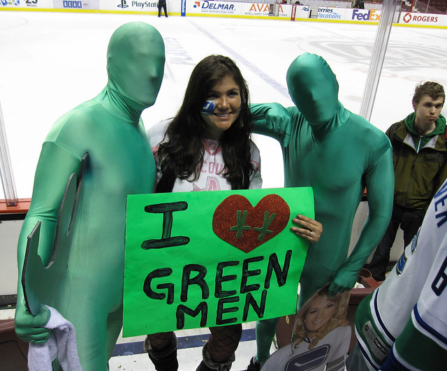 The Green Men-8