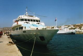 """Orca"" ready to go to Delos"