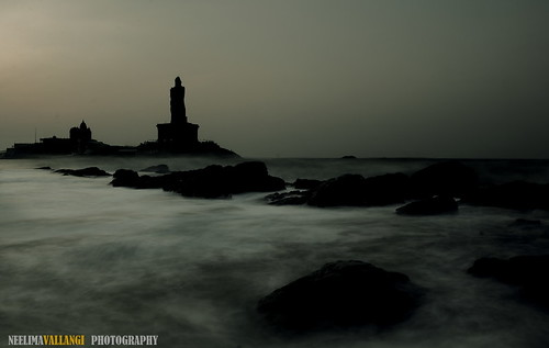 Sunrise at Kanyakumari