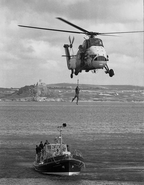 Penlee Lifeboat, 'Solomon Browne', August 1979