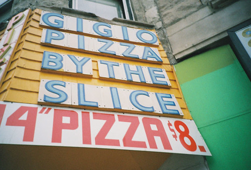 Gigio's Pizza By The Slice