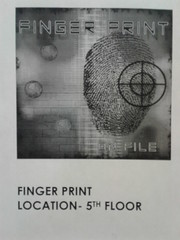 Never ever give your fingerprints!