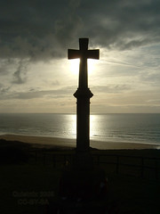 Pembrokeshire - Monument, backlight