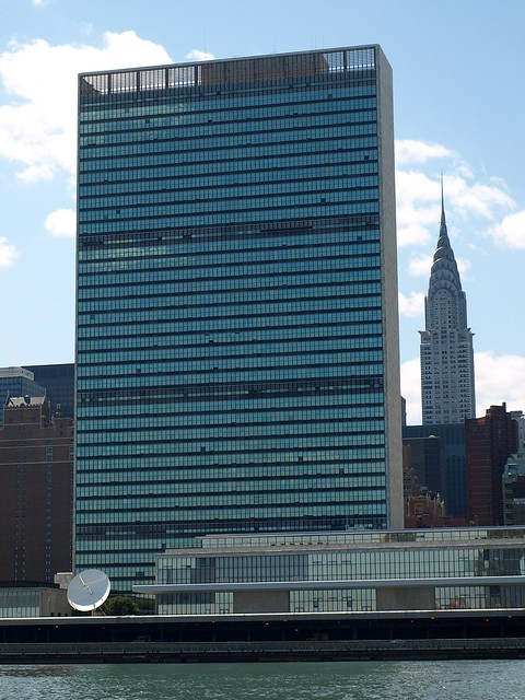 united nations headquarters and chrysler building east. Cars Review. Best American Auto & Cars Review