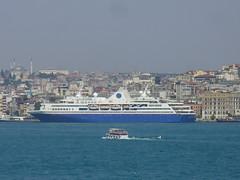 Explorer in Istanbul