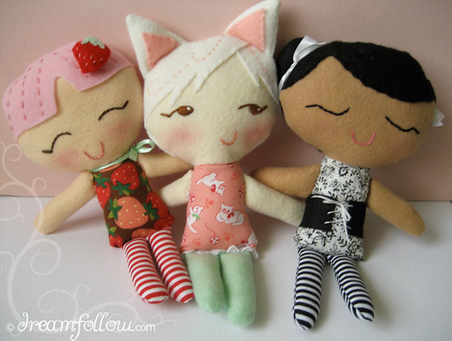 Lolly Dollies