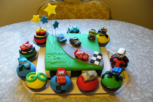 "The WHOLE cake 'n ""carboodle"" :-))"