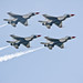 USAF Thunderbirds - Small Diamond