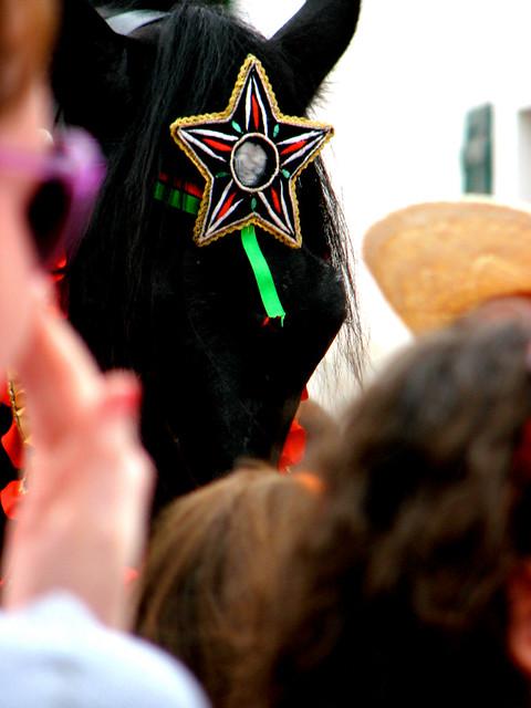 Horses - Festes de Sant Lluis - Menorca -2009