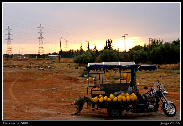 Alrededores de Marrakesh