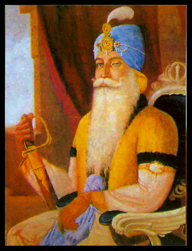 maharaja ranjit singh the sikh ruler Maharaja ranjit singh: shere-punjab maharaja ranjit singh was born on 13th november 1780 at maharaja ranjit singh led his first war at the age of 11 years and defeated the army of the ruler of under ranjit singh's leadership, the various sikh chiefs were united and on baisakhi.