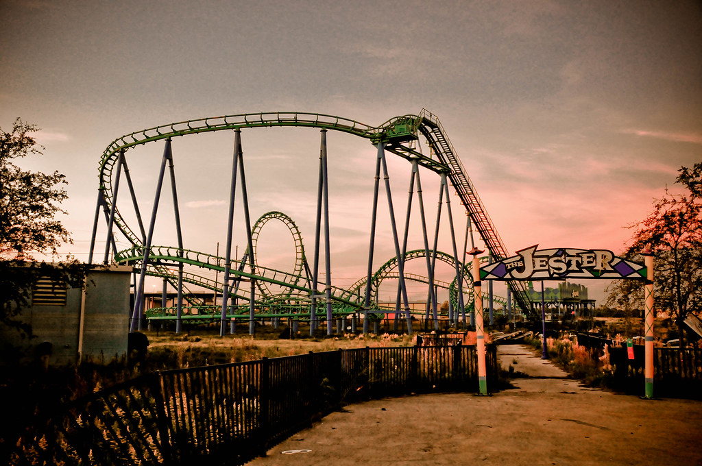 Six Flags New Orleans 305