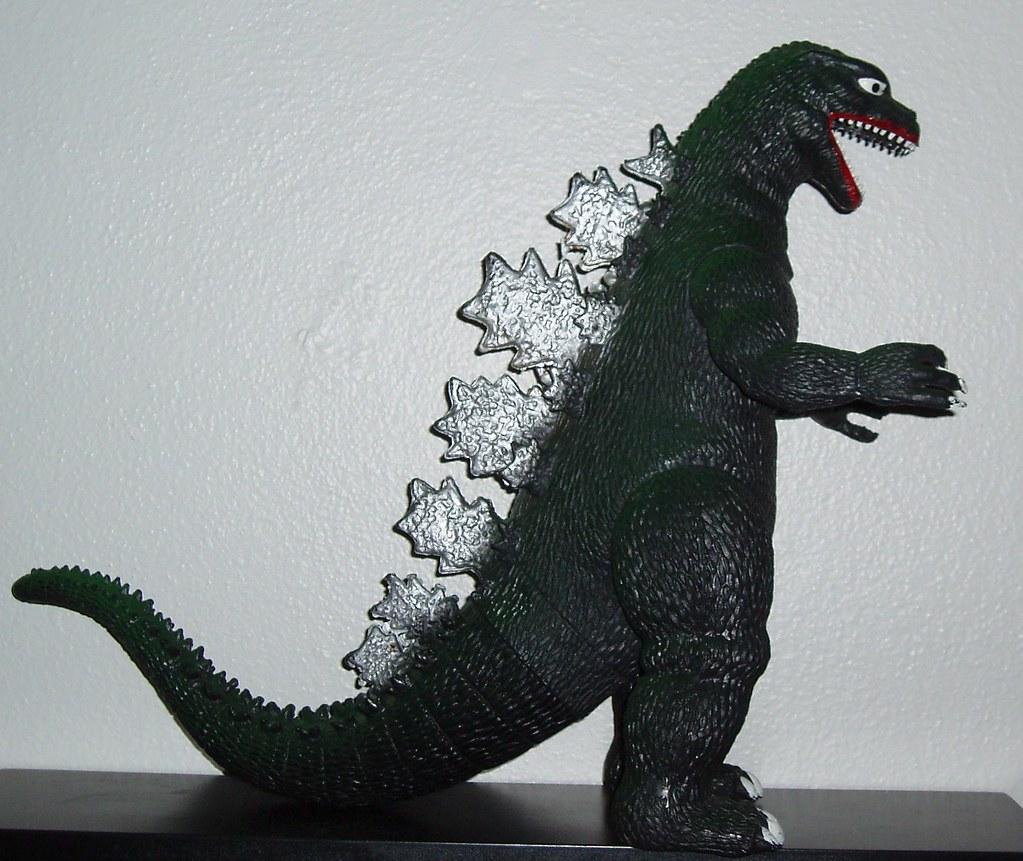 What was your first Godzilla toy/figure : GODZILLA