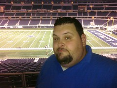 Me at the Stadium