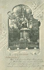AK Fritz-Reuter-Denkmal