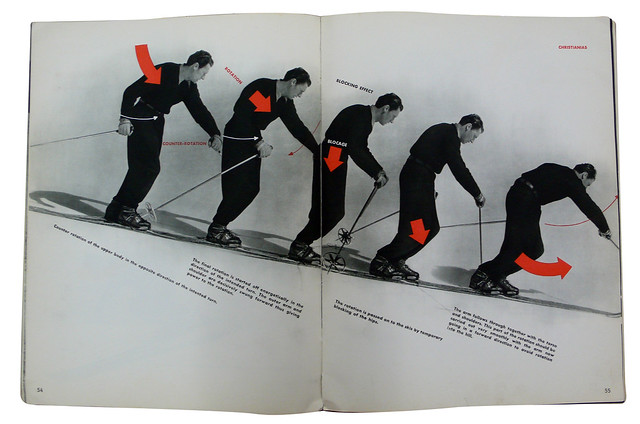 """How to ski by the French method: Emile Allais"" (1947)"