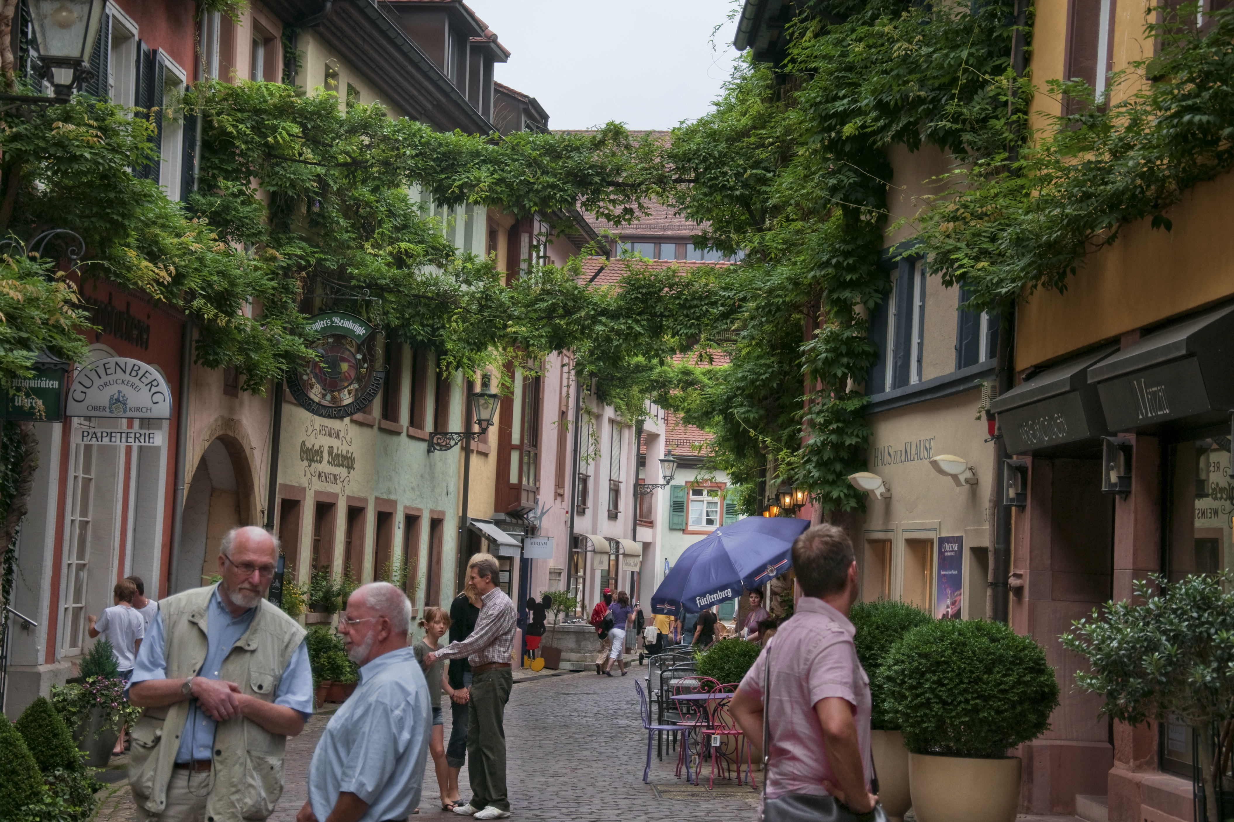 streets of freiburg germany flickr photo sharing. Black Bedroom Furniture Sets. Home Design Ideas