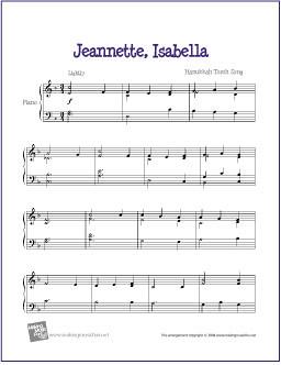 free jazz piano sheet music