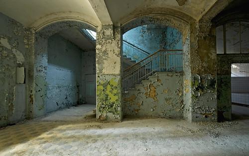 Beelitz-Heilstätten by howzey